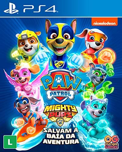 A Patrulha Canina: Super Filhotes - Playstation 4
