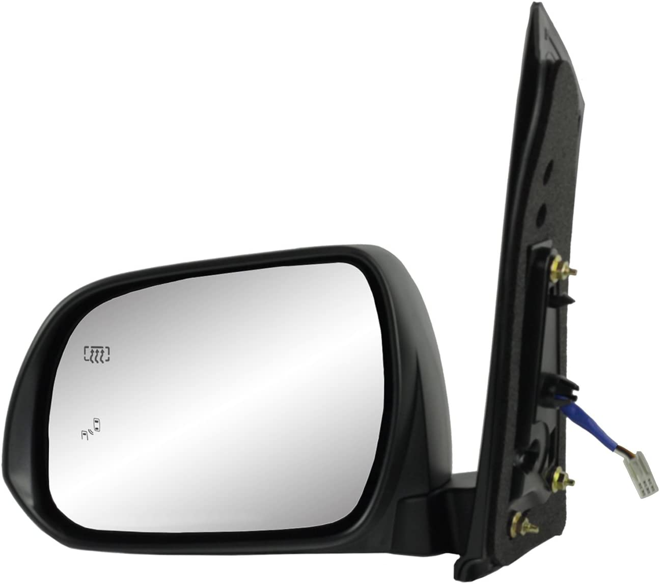 Fit System Al sold out. Driver Translated Side Mirror for Black Sienna Textured Toyota