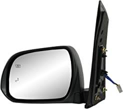 Fit System 70206T Toyota OEM Style Replacement Mirror