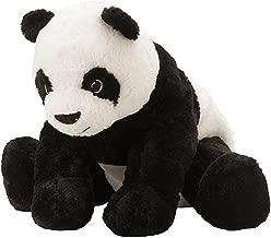 IKEA KRAMIG 902.213.18 Panda, Soft Toy, White, Black, 12.5 Inch, Stuffed Animla Plush Bear