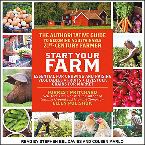 Start Your Farm audiobook cover art