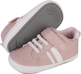 کفش کفی لاستیکی ضد لغزش کودک HIPFOX | کفش های کتانی نرم برتر برای نوزادان ، خزنده ها ،