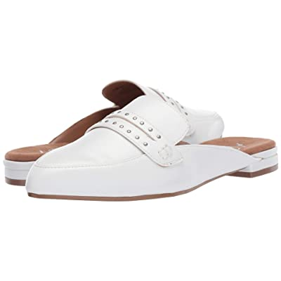 A2 by Aerosoles Good Girl (White Oxford PU) Women