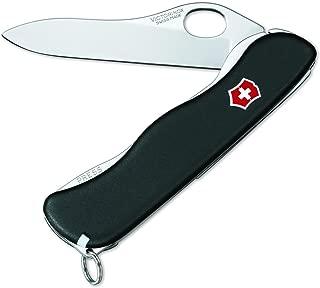 Victorinox Swiss Army One-Hand Sentinel Non-Serrated Pocket Knife