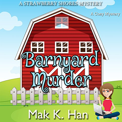 Barnyard Murder audiobook cover art