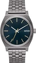 Nixon Time Teller Stainless Steel