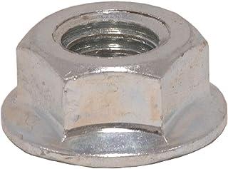 Silver Hillman 915496 DIN 985 Metric Nylon Insert Lock Nut