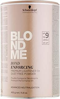 Schwarzkopf Premium Lightener 9+ Bleach Powder, 450 grams