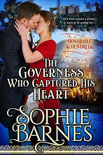 The Governess Who Captured His Heart