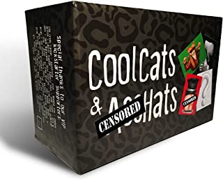 CoolCats & A$$Hats - The Funnest Party/Card Game Ever Made