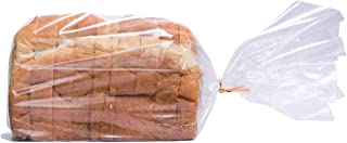 clear poly bread bags