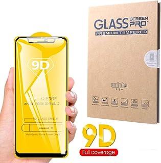 R-Beauty Protector de Pantalla Completo de Cristal Templado 9D para Huawei P30, P40, Lite, Pro, Y5, Y6, Y7, P Smart, 2019, 2020, Z, Y6s, Y5p (P30 Lite)