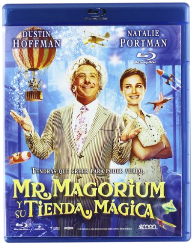 Mr. Magorium y su tienda mágica [Blu-ray]