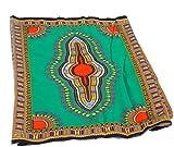 raanpahmuang Afrika Dashiki Farbe Baumwolle Stoff für