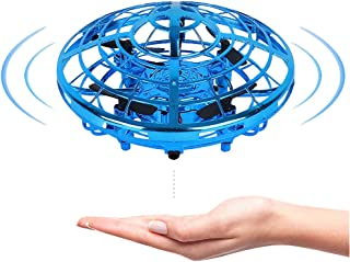 Mini Drone, Interactive Mini Drone for Kids and Adults, Kids Toys Quadcopter,Infrared Induction Remote,Control Flying Toys Xmas Aircraft Gifts for Boys Girls Adults Indoor Toy