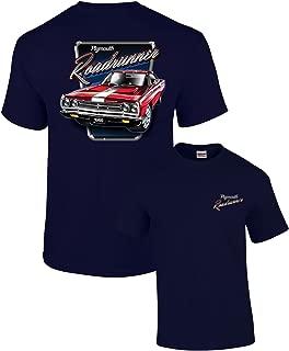Plymouth Roadrunner 1969 Car Adult T-Shirt