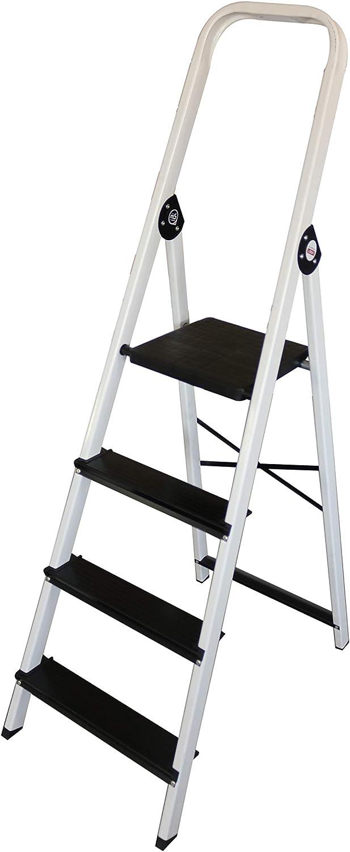 Escalera Color Blanco - ALTIPESA (4 Peldaños)