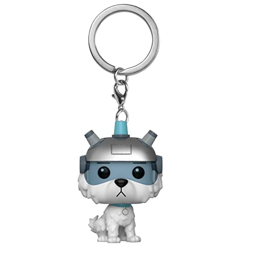 Amazon.com: Funko Pop Keychain: Rick & Morty - Snowball ...