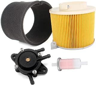 AISEN Air Filter for 11029-1004 49019-1055 Kawasaki Mule 500 520 550 600 610 2500 2510 2520 KAF620C KAF620A KAF620B KAF300B KAF300 KAF400 Fuel Pump Fuel Filter