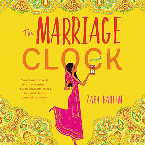 Couverture de The Marriage Clock
