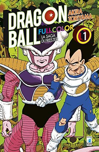 La saga di Freezer. Dragon Ball full color (Vol. 1)