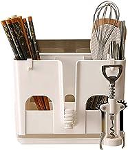 Multifunctional Kitchen Storage Rack Kitchen Tableware Rack Chopsticks Rack Drain Chopsticks cage Hanging Storage Box Stor...