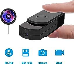 USB Mini Spy Hidden Camra, 2 in1 USB Disk Loop Recording Portable Mini HD Spy Camera(Card NOT Included)