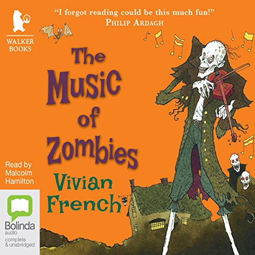 The Music of Zombies: Tales From the Five Kingdoms, Book 5 Titelbild