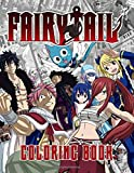 Fairy Tails Coloring Book: Manga Coloring Books For Fairy Tails Fan. Beautiful Characters, Fight Scenes....