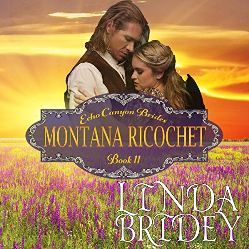Montana Ricochet audiobook cover art