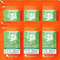 リフレッシュサプリGABA+Ca (540粒/約6ヶ月分) 【123000110371006】