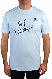 Cult Classic Shirts Surf Nicaragua T-Shirt