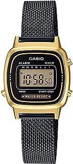 Casio Digital Watch For Unisex - LA670WEMB-1DF