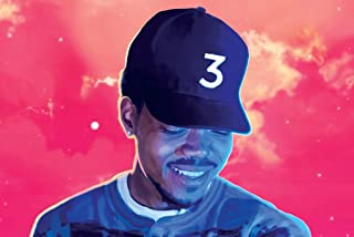 Chance The Rapper - Coloring Book - Poster 36 x 24