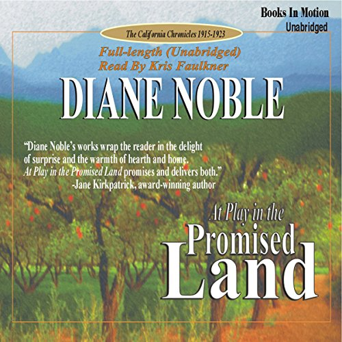 At Play in the Promised Land audiobook cover art