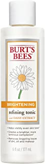 Burt's Bees Brightening Refining Tonic, 6 Ounces