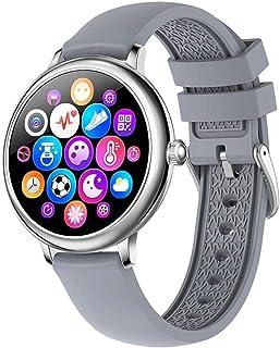 "hwbq Smart Horloge Armband 1.07 ""Kleur Scherm Informatie Push Bluetooth Sport Horloge Smart Call Reminder Dagelijkse slijt..."