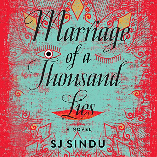 Marriage of a Thousand Lies audiobook cover art
