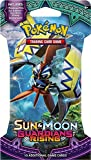 Pokemon TCG: Sun & Moon Guardians Rising, A Blistered Booster Pack Containing 10 Cards Per Pack with Over 140 New Cards to Collect