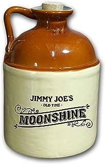 Personalized 750ml Moonshine Jug