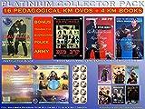 Krav Maga Integral Platinium Collector Pack 16 DVDS + 4 KM COLOR BOOKS