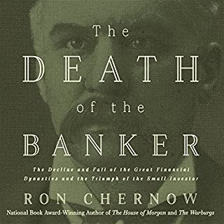 The Death of the Banker audiobook cover art
