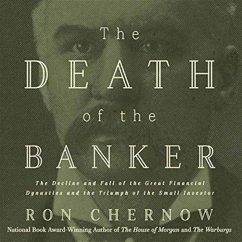 The Death of the Banker cover art