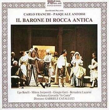 Anfossi: Il barone di Rocca Antica (Live)
