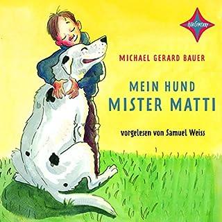 Mein Hund Mister Matti Titelbild