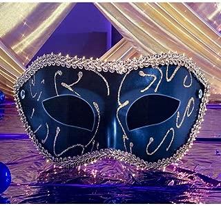 Venetian Masquerade Mask Mardi Gras Standee Standup Photo Booth Prop Background Backdrop Party Decoration Decor Scene Setter Cardboard Cutout
