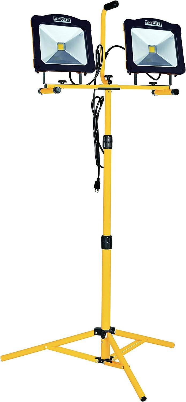 Alert LF100CMT Twin 5000 Cheap sale Lumen 10 Led Watt Portab Total 50 Sale Special Price 000