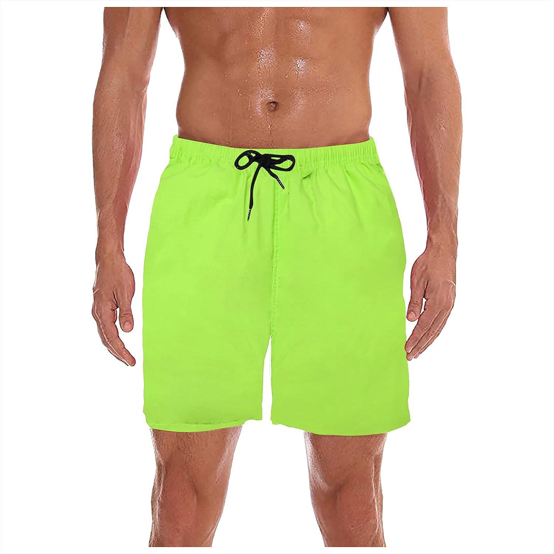FANGTION Men's Quick Dry Waterproof Shorts High material Beach Straight Casual Regular dealer