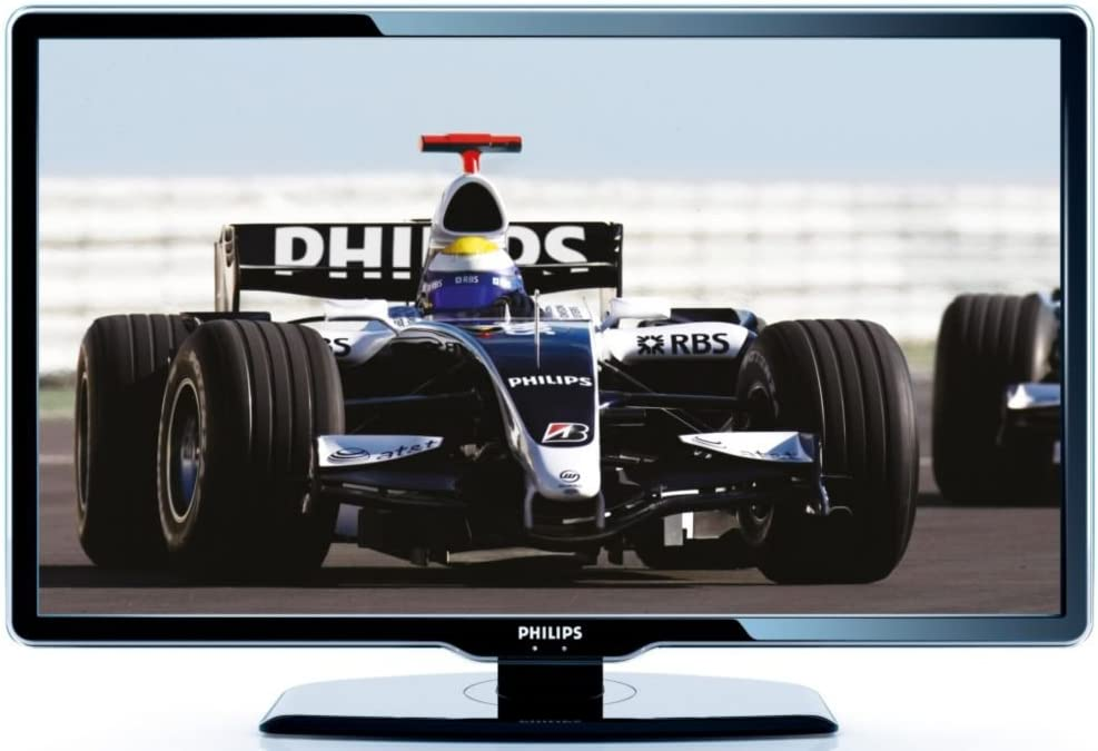 Philips 52PFL7404H/12 52-inch Widescreen Full HD 1080p LCD TV with 100hz Freeview and Pixel Plus HD
