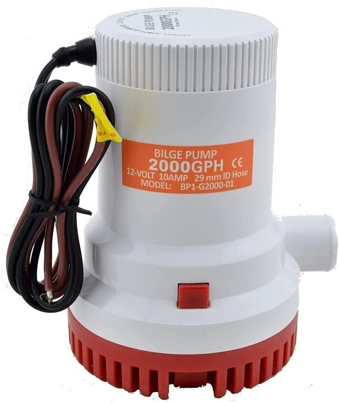 DAYDAY helper Automatic Submersible Direct sale of manufacturer Small security MKBP Pump G Bilge Boat
